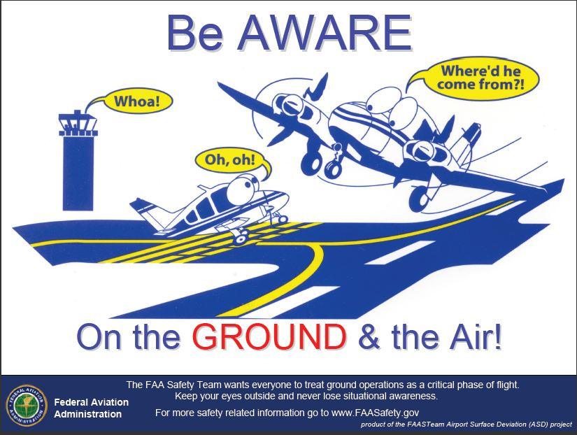 beaware poster
